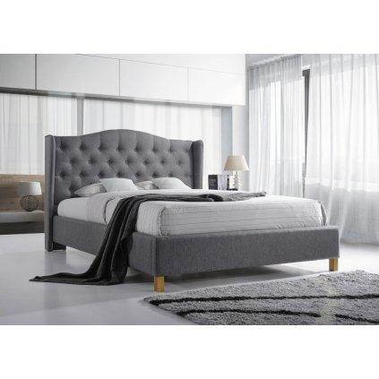 Manželská posteľ:   ASPEN 140 x 200