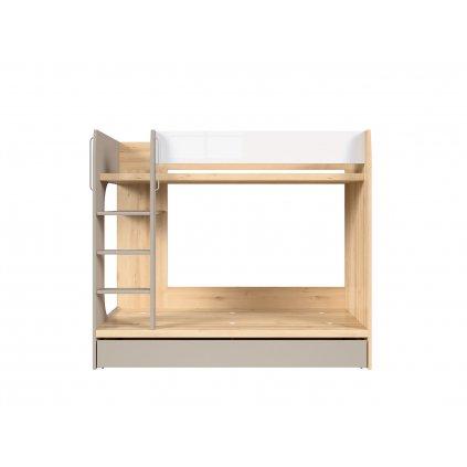 Poschodová posteľ: NAMEK - LOZ1S/90P
