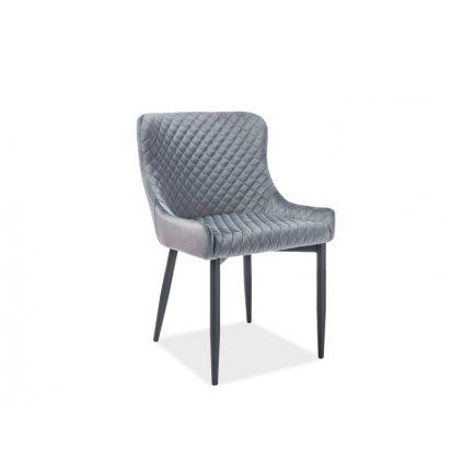 Jedálenská stolička:   COLIN B VELVET