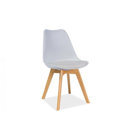 Jedálenská stolička:   KRIS BUK