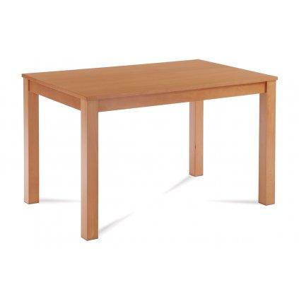 Jedálenský stôl 120x75 cm, farba buk