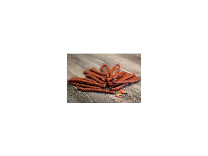 Babinského viržínko klobása z Pršutérie - 5 ks v balení cca 210g