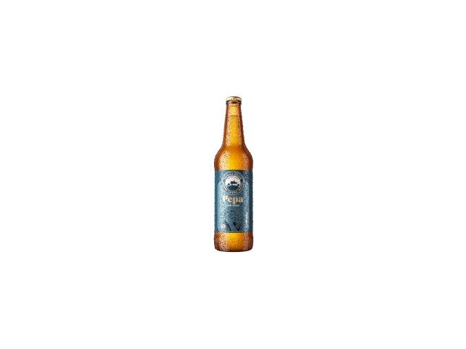 pepa svetle vycepni pivo baleni piv