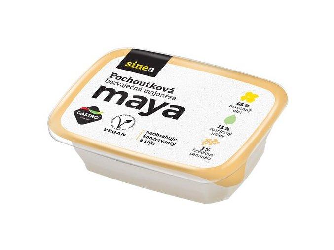 Maya pochoutková