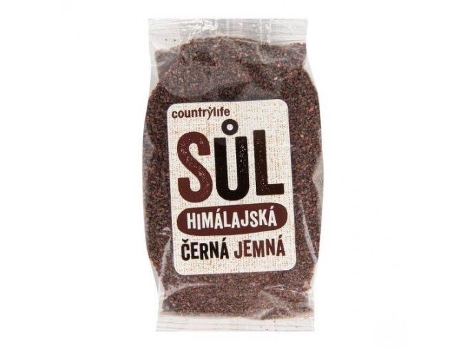 Sůl himálajská černá jemná 150 g