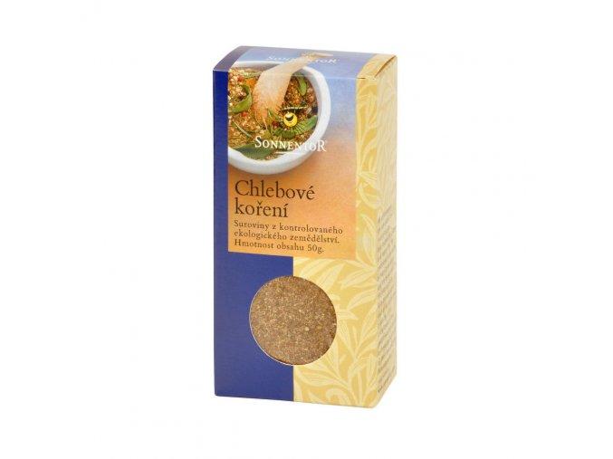 Chlebové koření Bio 50 g hrubě mleté