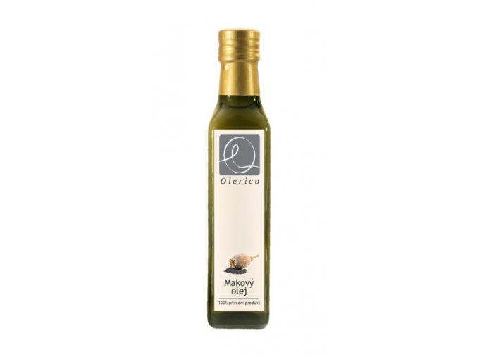 Lahev Klasik Makový olej 300x600