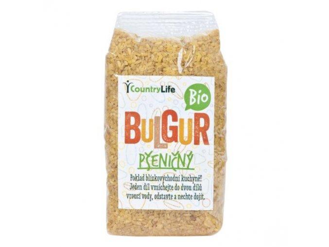 Pšeniční bulgur Bio 500 g