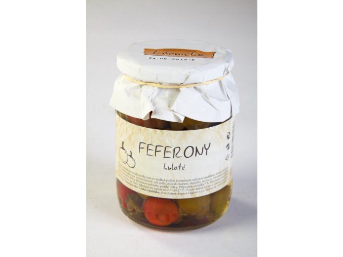 feferony kulate
