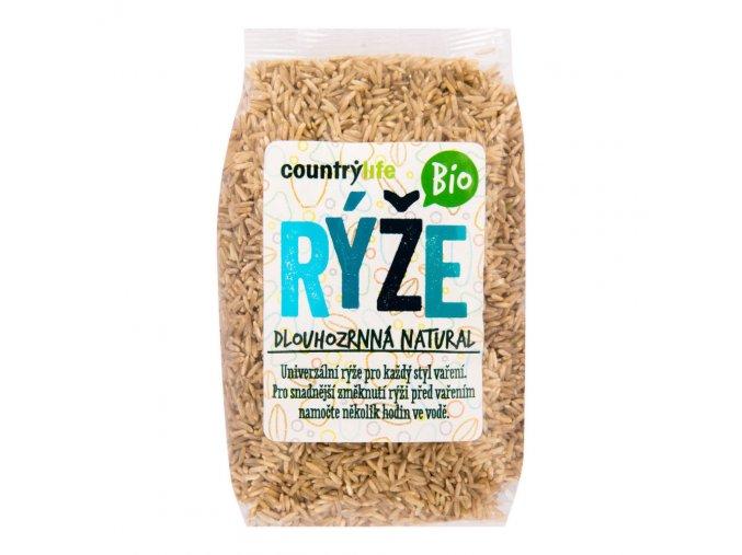 Rýže - různé druhy