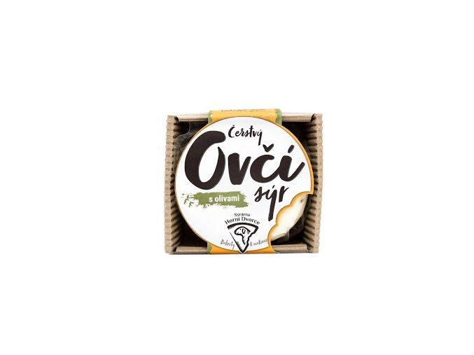 ovčí s olivami