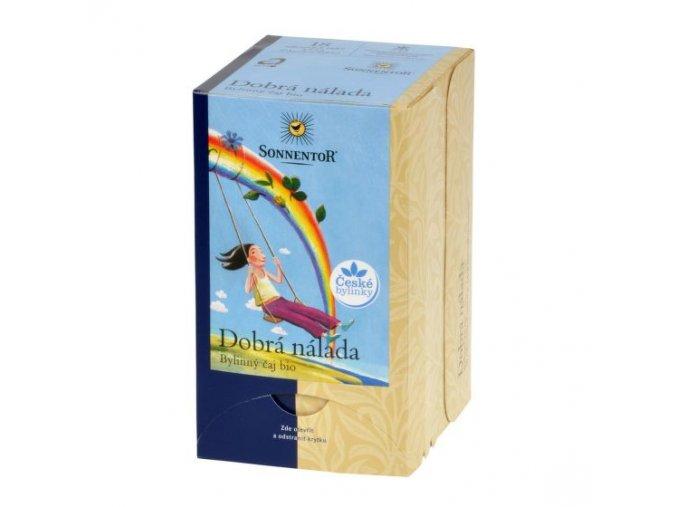 Čaj dobrá nálada 20 g Bio