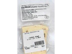 sýr vlašský ořech