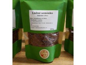 Lněné semínko z jihočeské vesničky 150 g