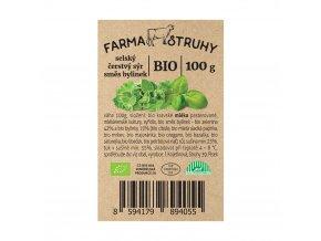 BIO selský sýr - směs bylinek 100 g