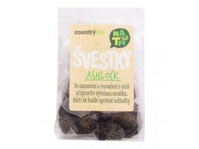 Švestky sušené Ashlock bez pecek 100 g