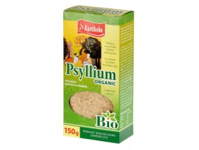 Psyllium 150 g BIO