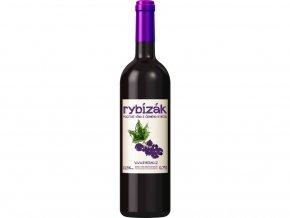 Rybízák víno 0,75 l