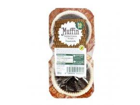 Muffin čokoládová příchuť bez lepku 120g NELEPEK