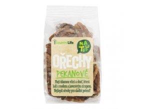 Pekanové ořechy 80 g Country life