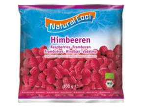 Natural Cool FROZEN Raspberries