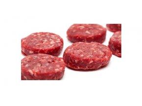 MRAŽENÉ Mleté maso na burgera z Hyršova cca 0,5 kg