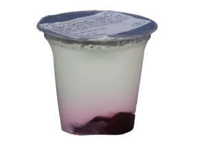 jogurt jahoda