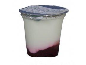 jogurt malina