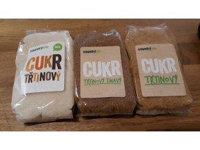 Cukr třtinový 500g - různé druhy
