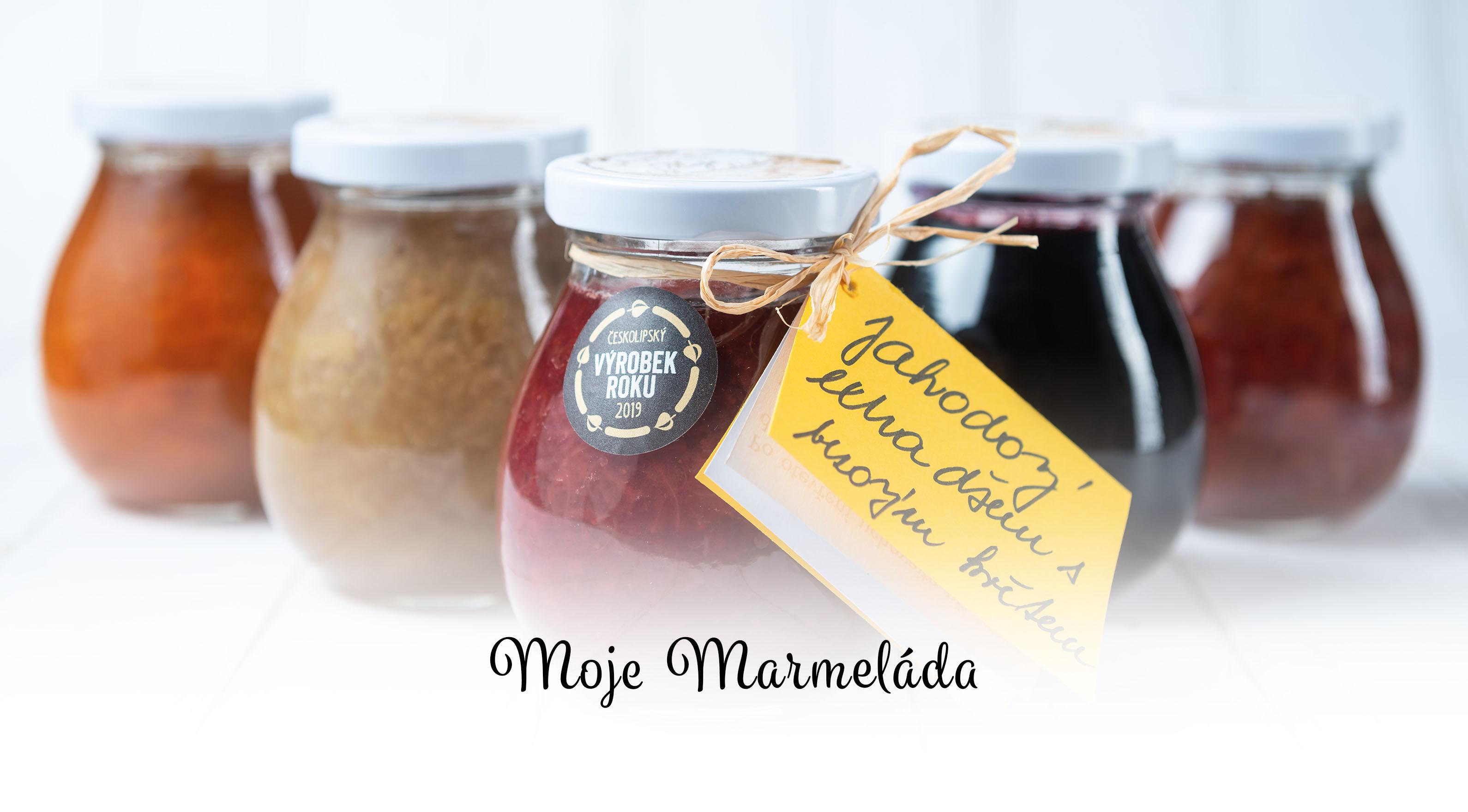 Vítejte v mém marmeládovém světě
