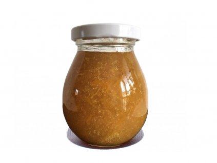 Citronová marmeláda s bezovým květem