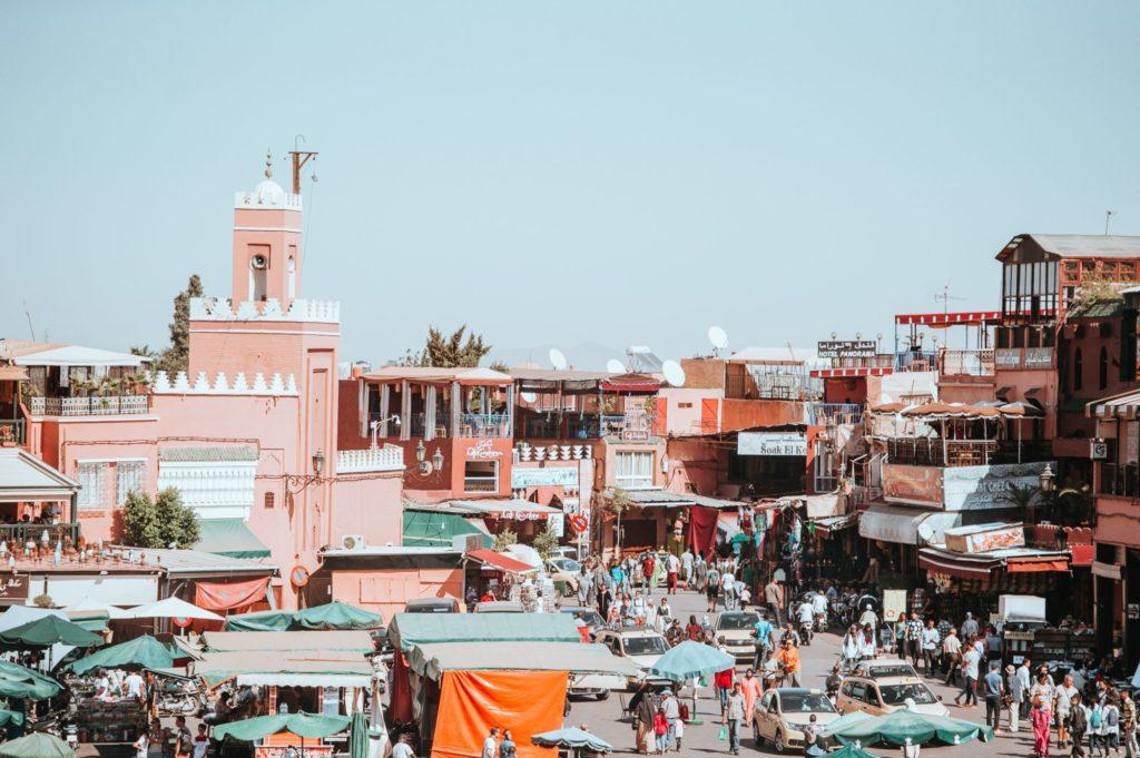 Jak zdraví v Maroku? Prostě božsky.