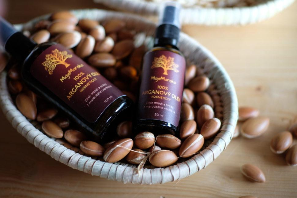 VYUŽITÍ ARGANOVÉHO OLEJE 1. DÍL: Jak používat arganový olej pro vlasovou péči?