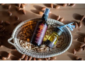 100% přírodní arganový olej kosmetický 100 ml