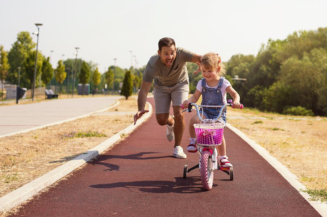 6 důvodů proč upřednostnit odrážedlo před dětským kolem
