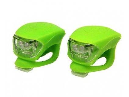 svetlo zelene