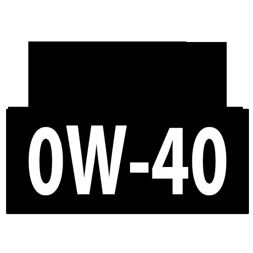 SAE 0W-40