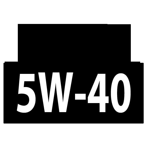 SAE 5W-40