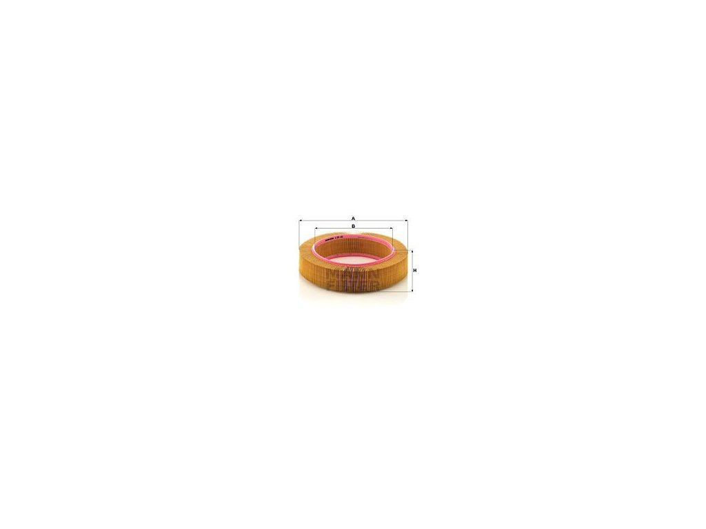 Vzduchový filtr MANN-FILTER C 35 118