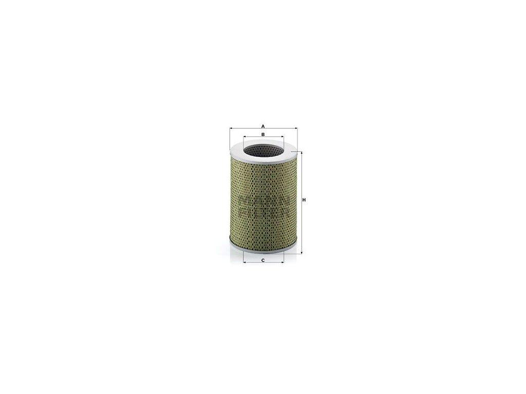Olejový filtr MANN-FILTER H 15 134