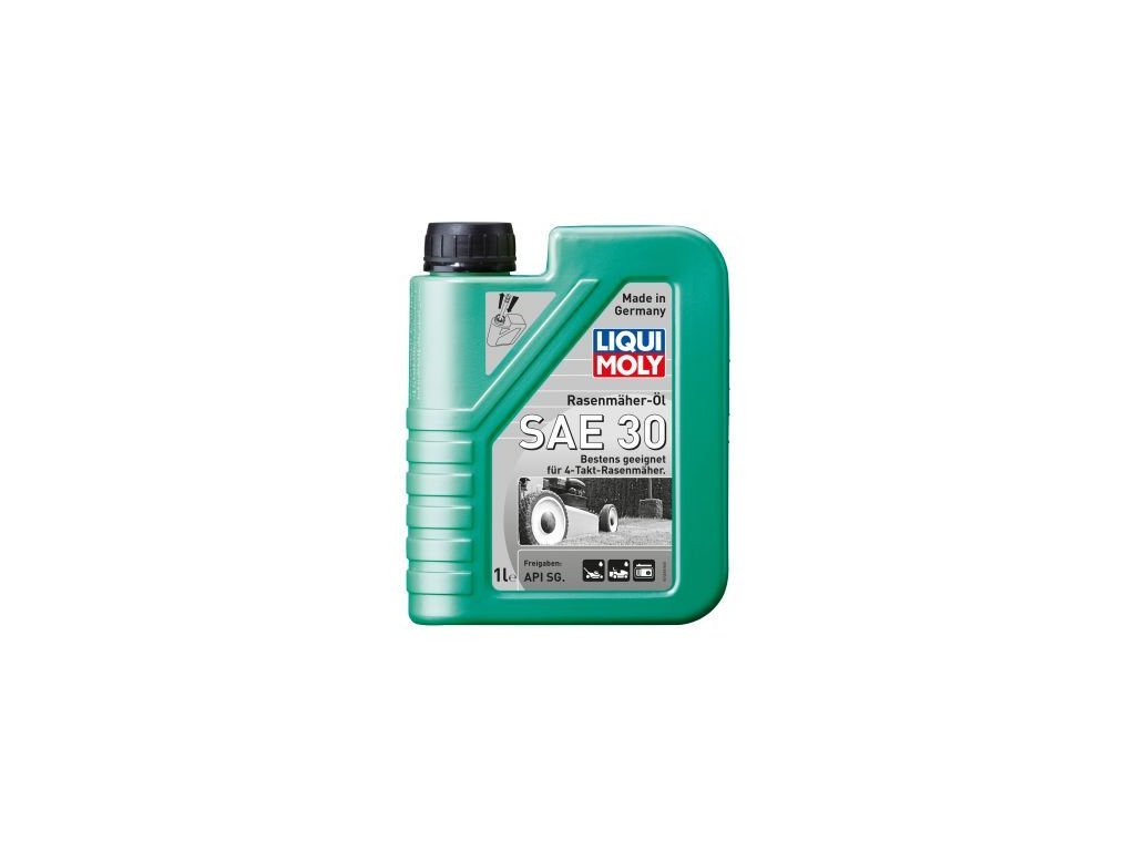 Motorový olej LIQUI MOLY Rasenmäher-Öl SAE 30 1264
