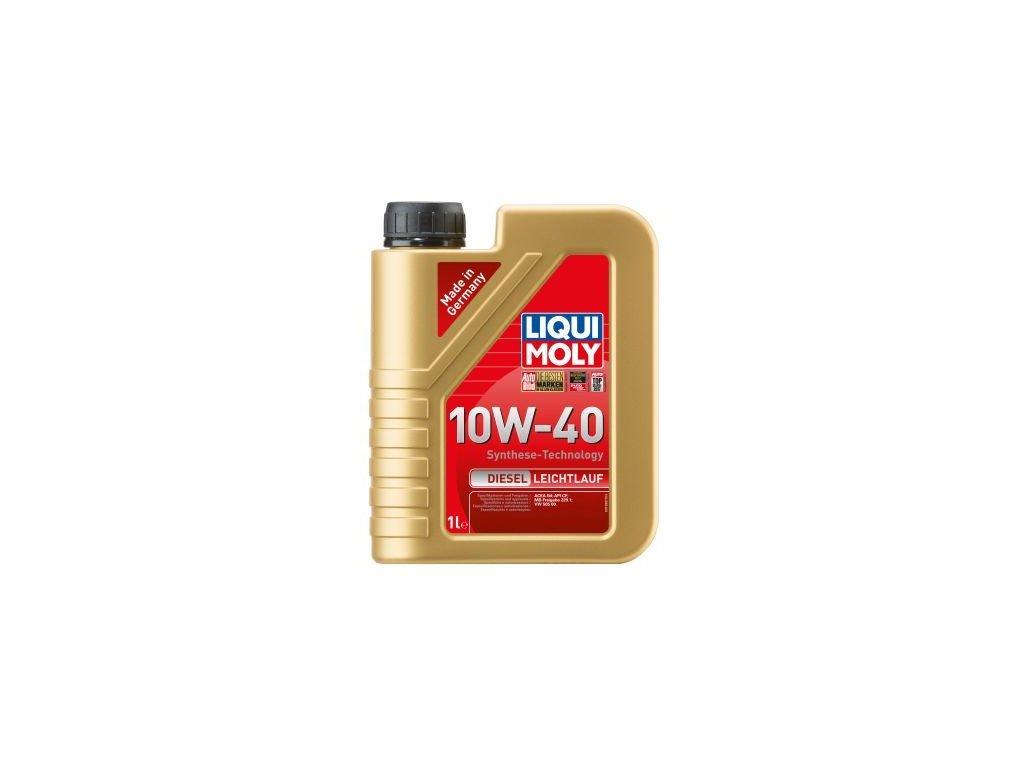 Motorový olej LIQUI MOLY Diesel Leichtlauf 10W-40 1386