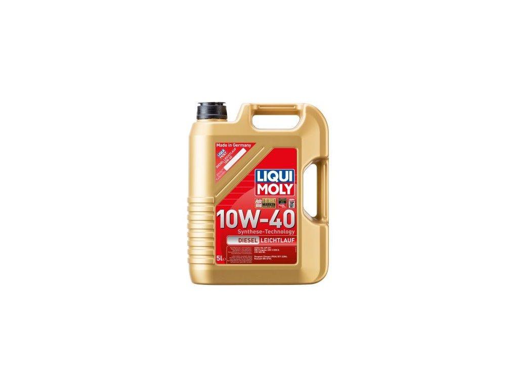Motorový olej LIQUI MOLY Diesel Leichtlauf 10W-40 1387