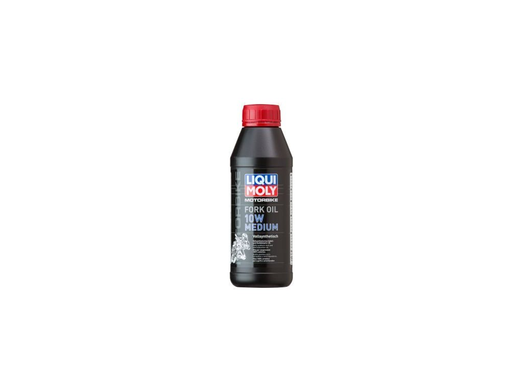 Olej do vidlice LIQUI MOLY Motorbike Fork Oil 10W medium 1506