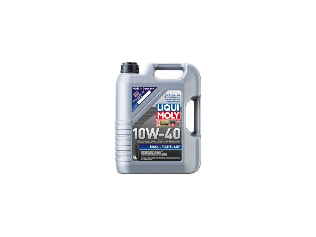 Motorový olej LIQUI MOLY MoS2 Leichtlauf 10W-40 2184