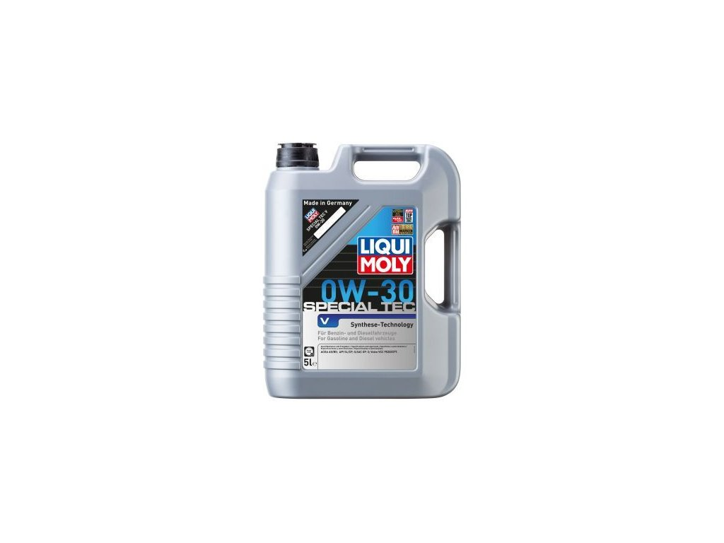 Motorový olej LIQUI MOLY Special Tec V 0W-30 2853