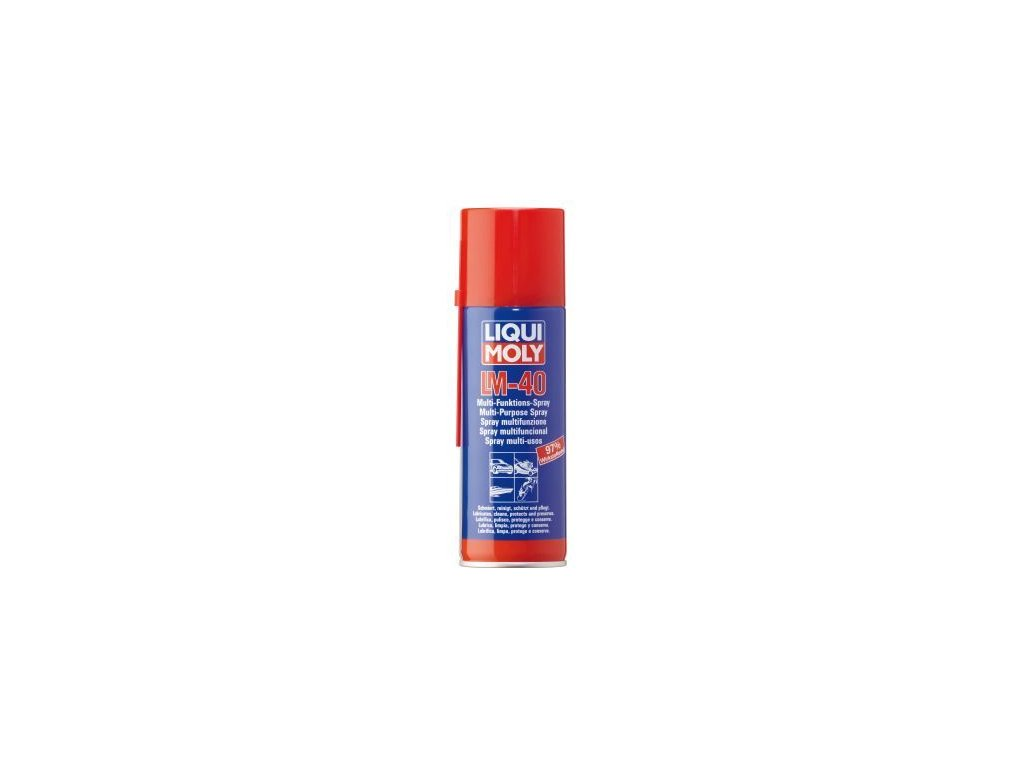 Sprej, mazivo LIQUI MOLY LM 40 Multi-Funktions-Spray 3390