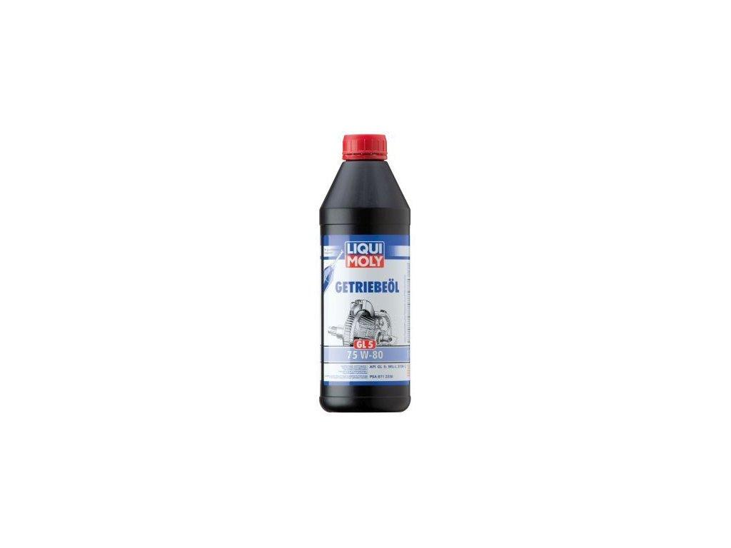 Olej do prevodovky LIQUI MOLY (GL5) 75W-80 3658