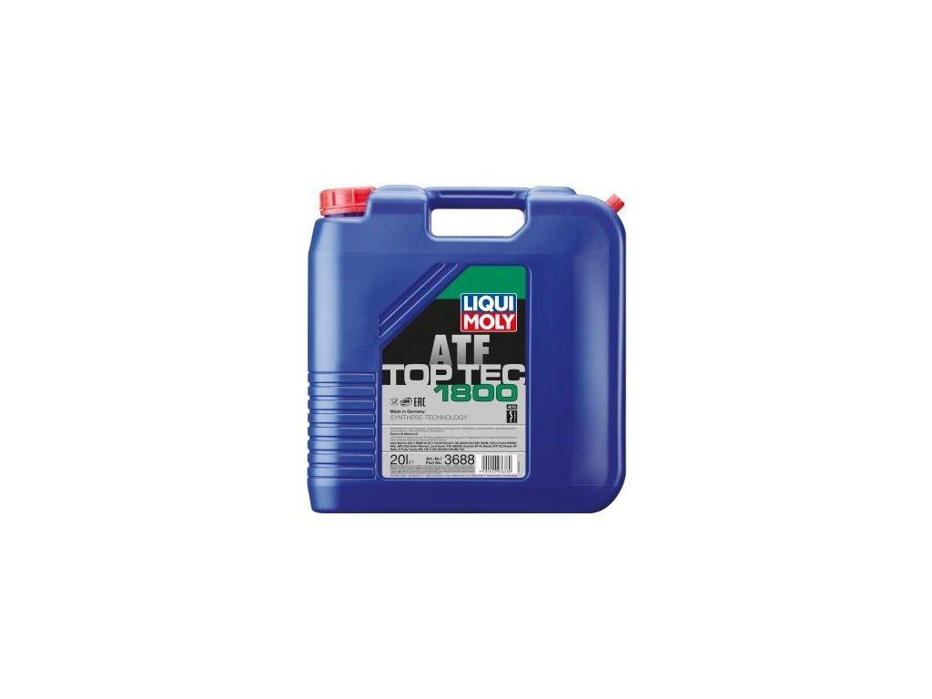 Olej do automatické převodovky LIQUI MOLY Top Tec ATF 1800 3688
