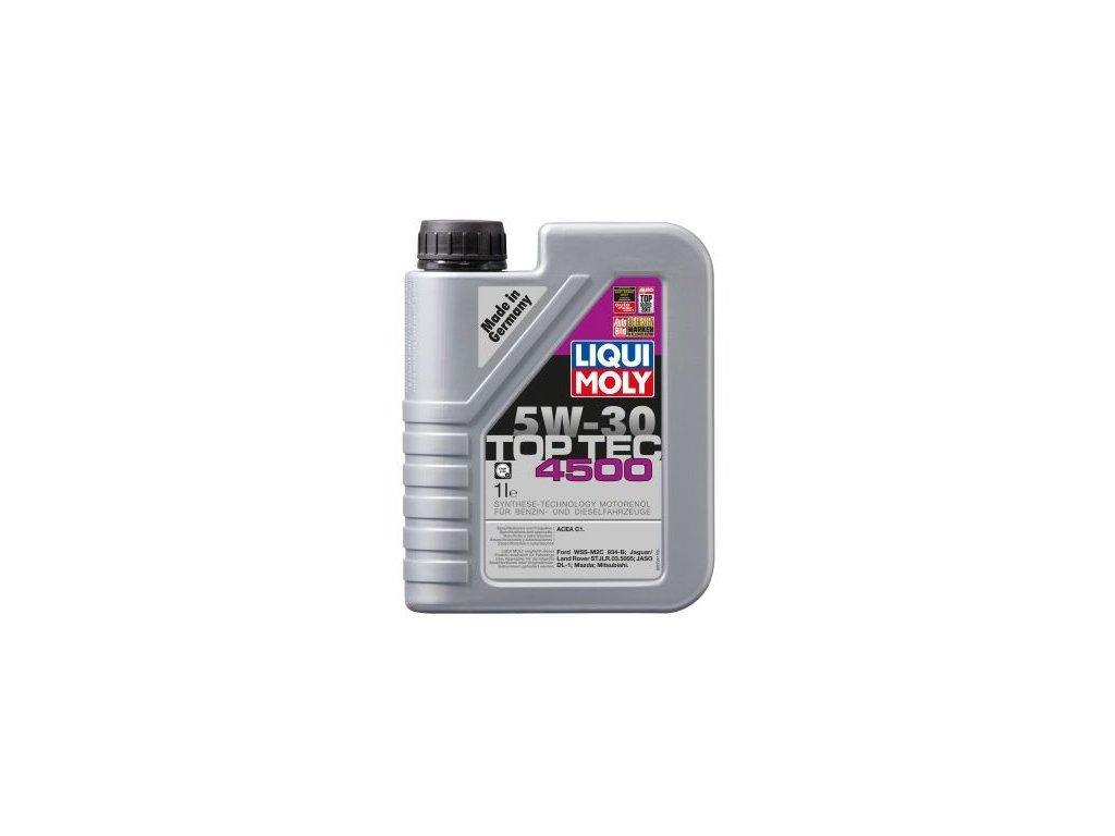 Motorový olej LIQUI MOLY Top Tec 4500 5W-30 3724